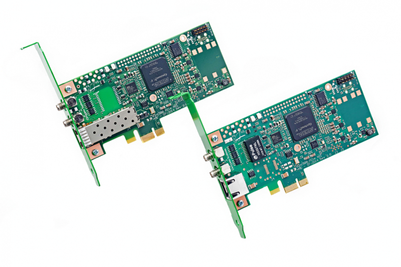Oregano Systems Releases the new syn1588® PCIe NIC Revision 2