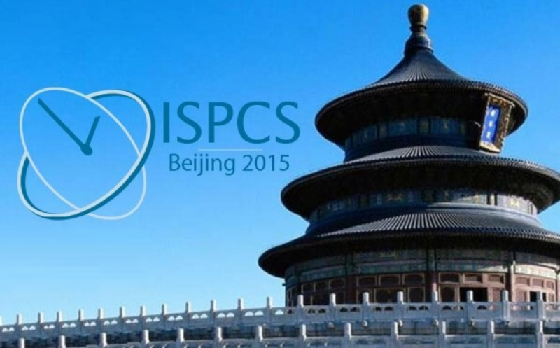 Sponsoring the ISPCS 2015 Symposium