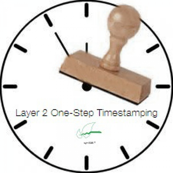 Introducing Layer 2 One-Step Timestamping