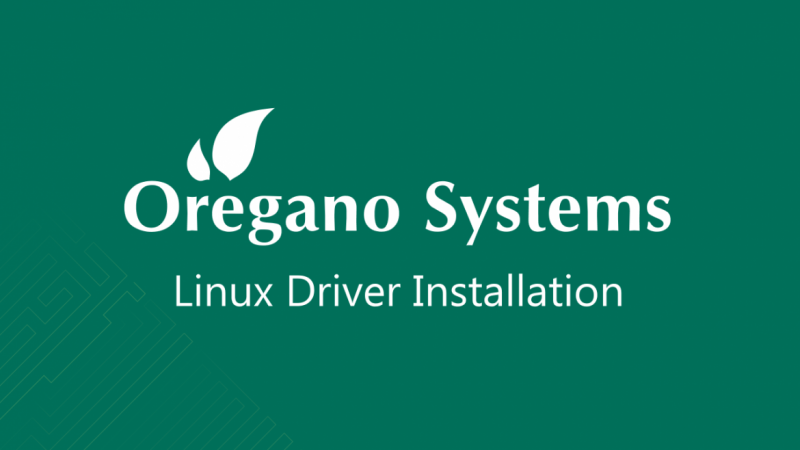 New Tutorial online: How to Install a syn1588® PCIe NIC Driver for Linux