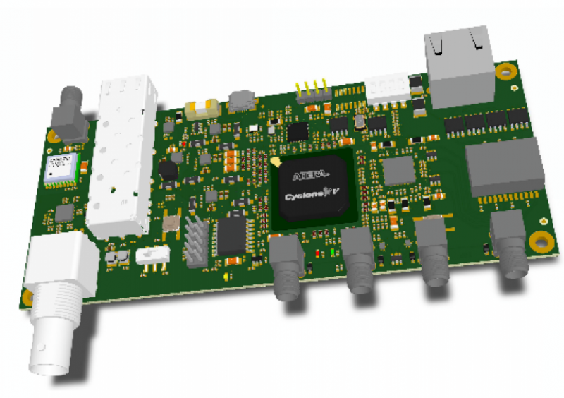Advance Information: syn1588® VIP Eval Board – Revision 3